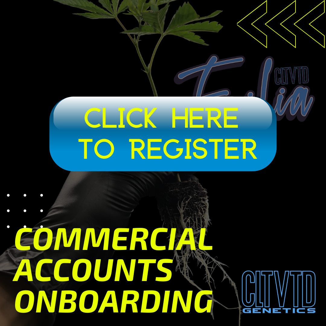 Commercial Account Onboarding ~ CLTVTD Genetics